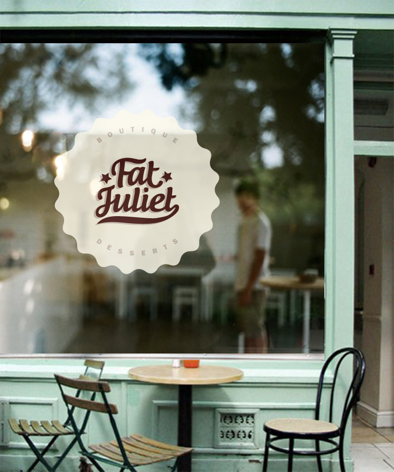 Fat Juliet Store Facade Design